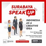 Surabaya Speak Up – Indonesia As A Creative Idea