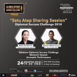 Satu Atap Sharing Session – Diplomat Success Challenge 2018